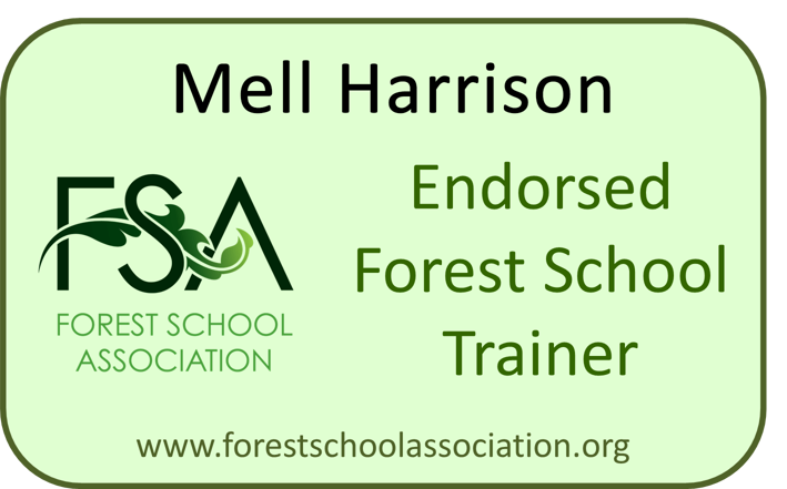 Forest school training provider
