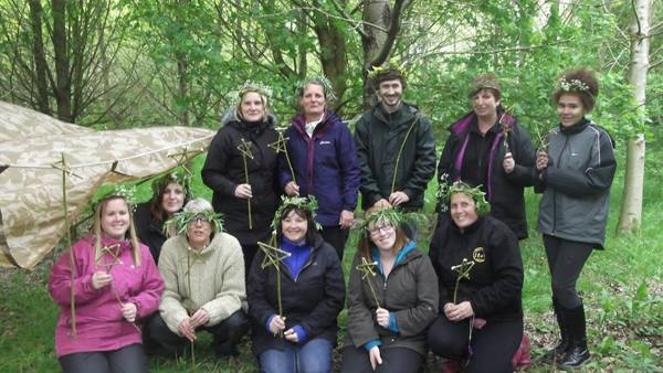 Forest School Training Level 2-3 Top Up