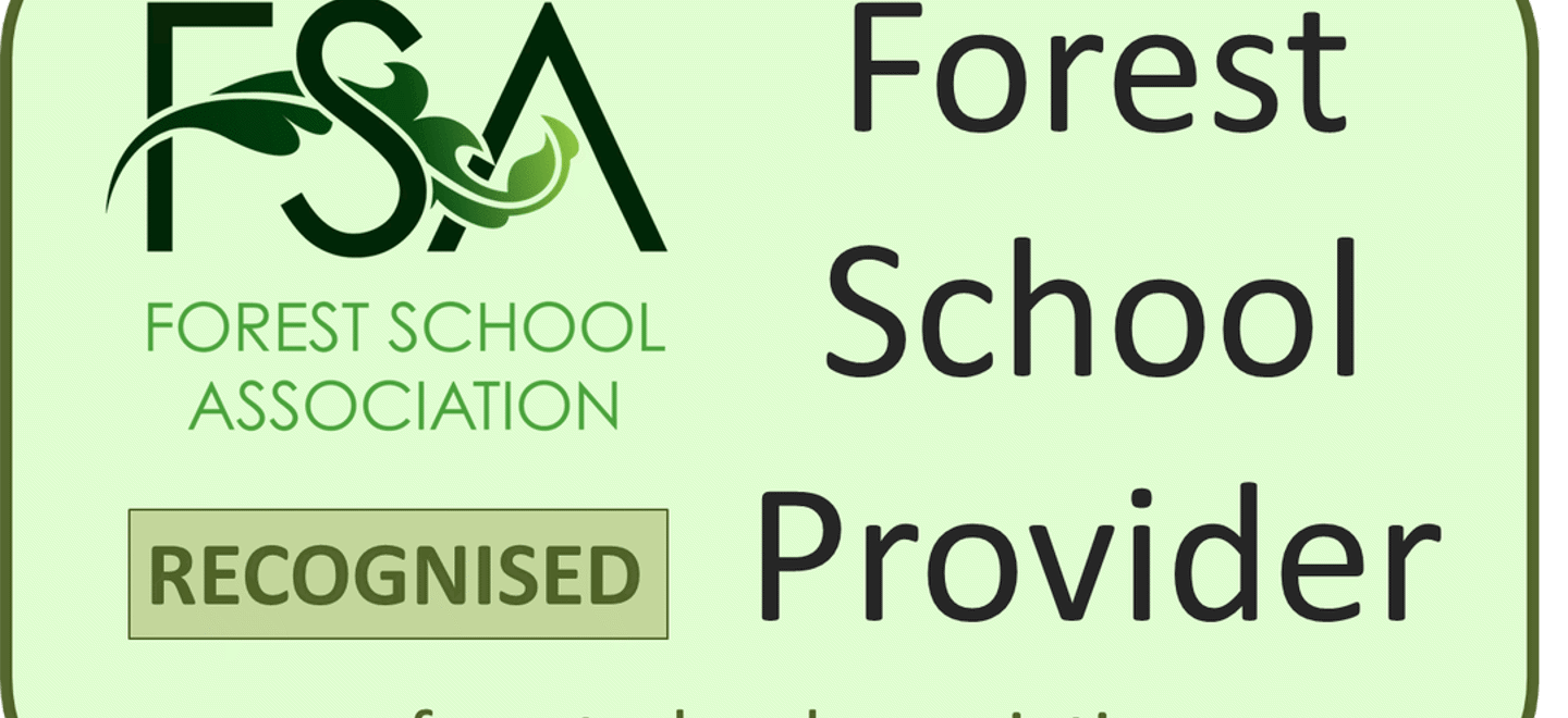 Green Light Trust approved as an FSA Recognised Forest School Provider