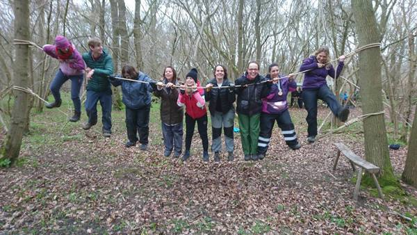 Forest School Training Level 3 Leader