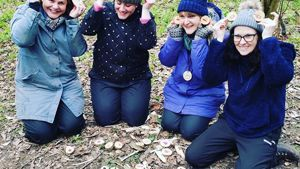 Forest School Level 3 'Top Up' Training July 2021 Norfolk