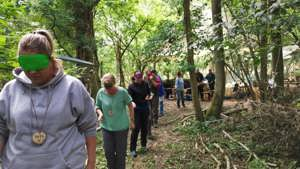 Forest School Level 3 Leader Training - Wheatfen May 2021